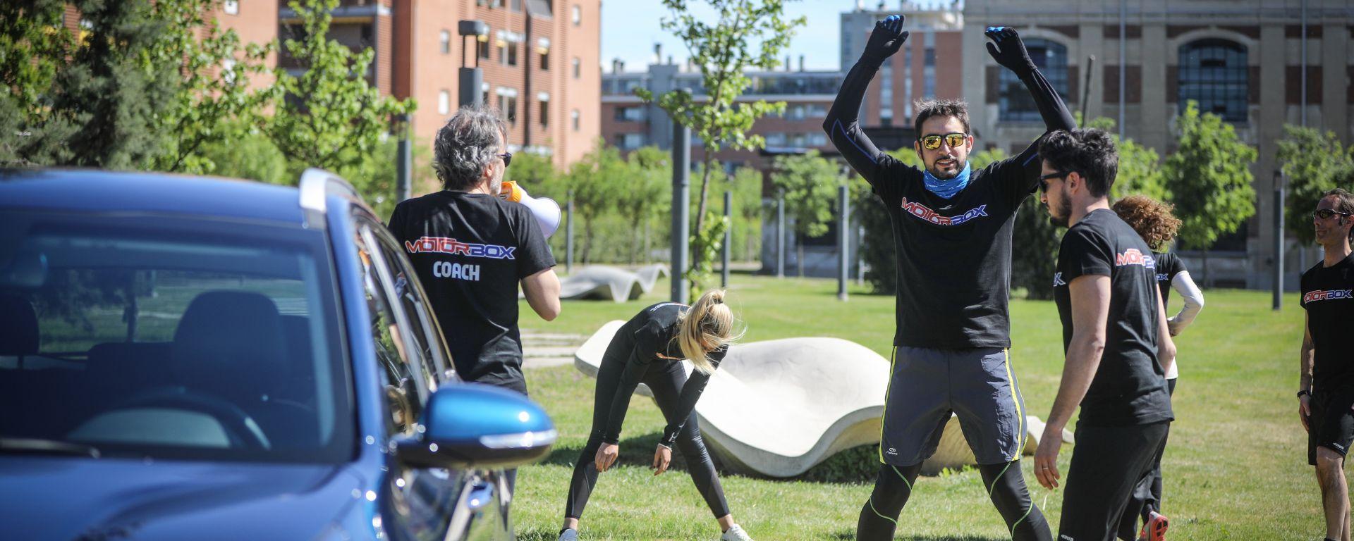 Kia Wings For Life: l'allenamento per la maratona [VIDEO]