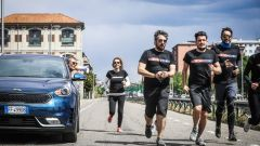 Kia Wings For Life: come si affronta una maratona? - Immagine: 12