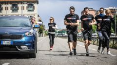 Kia Wings For Life: come si affronta una maratona? - Immagine: 1