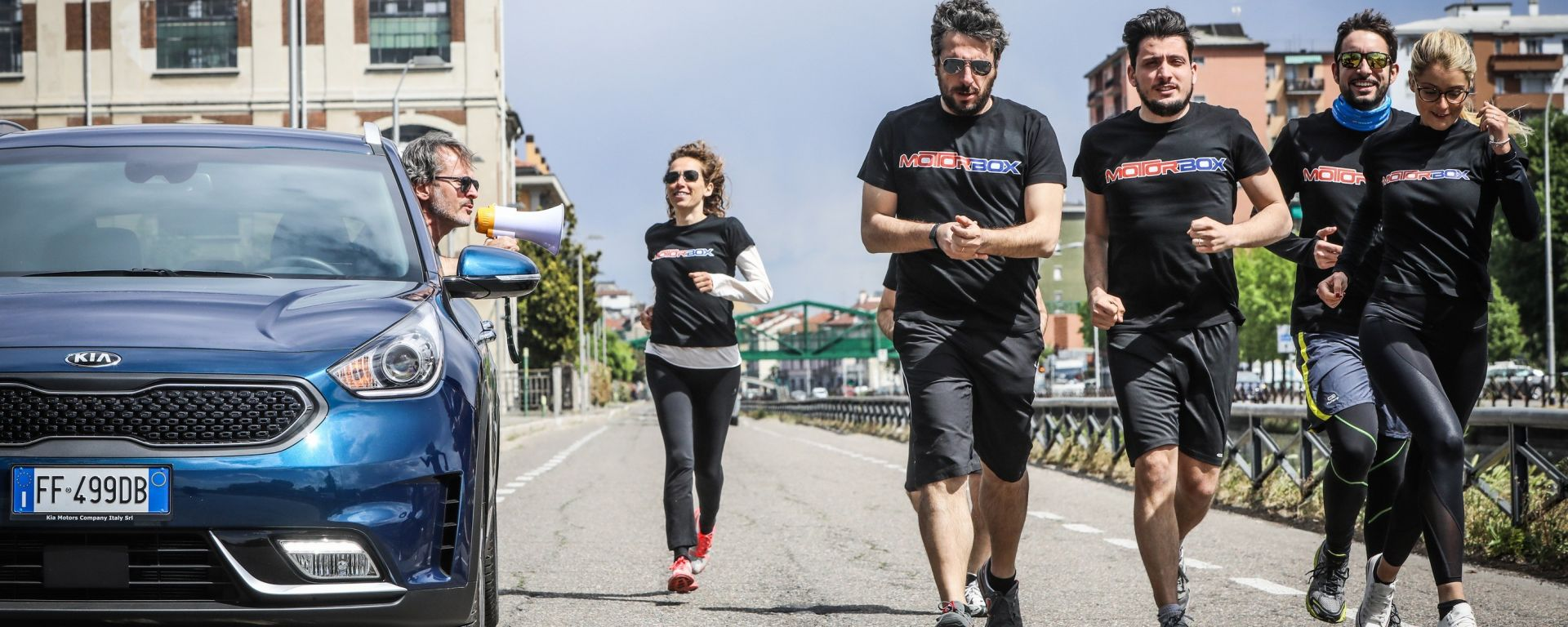 Kia Wings For Life: come si affronta una maratona?