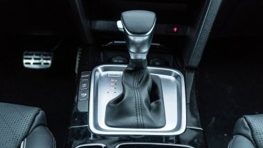Kia XCeed, bene l'automatico doppia frizione DCT7