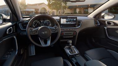 Kia Xceed Hybrid Plug-In: gli interni