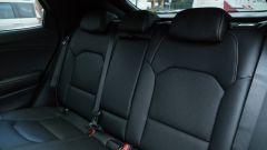 Kia XCeed, il divano posteriore
