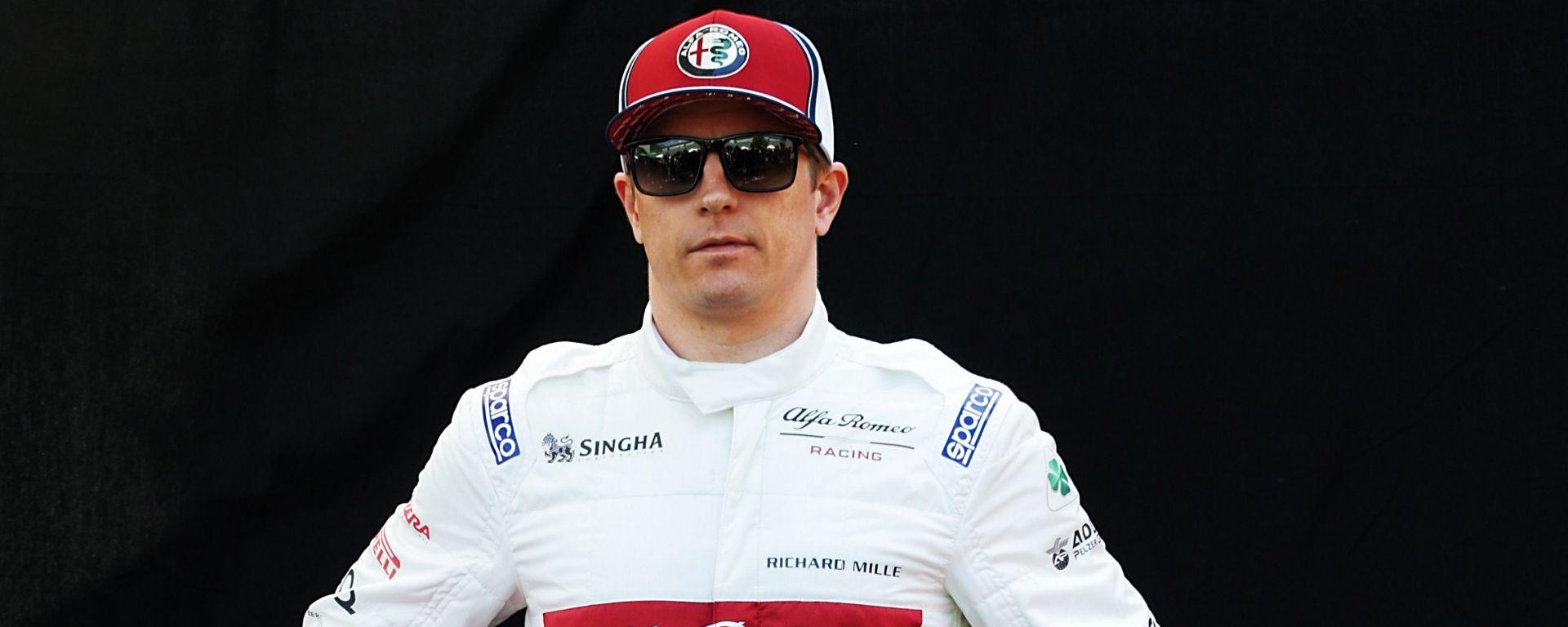 Kimi Raikkonen #7 F1 2019