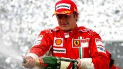 Kimi Raikkonen, Campione del Mondo 2007