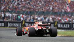 Kimi Raikkonen conclude la corsa al terzo posto