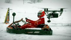 F1: Raikkonen contro un drone, chi vincerà? - Immagine: 1