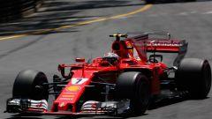 Kimi Raikkonen - F1 2017 GP Monaco