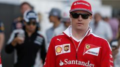 Kimi Raikkonen - F1 GP USA