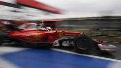 Kimi Raikkonen fresco del suo rinnovo con la Scuderia Ferrari - GP Inghilterra