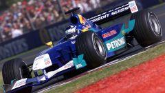 Kimi Raikkonen, l'esordio con la Sauber in Australia