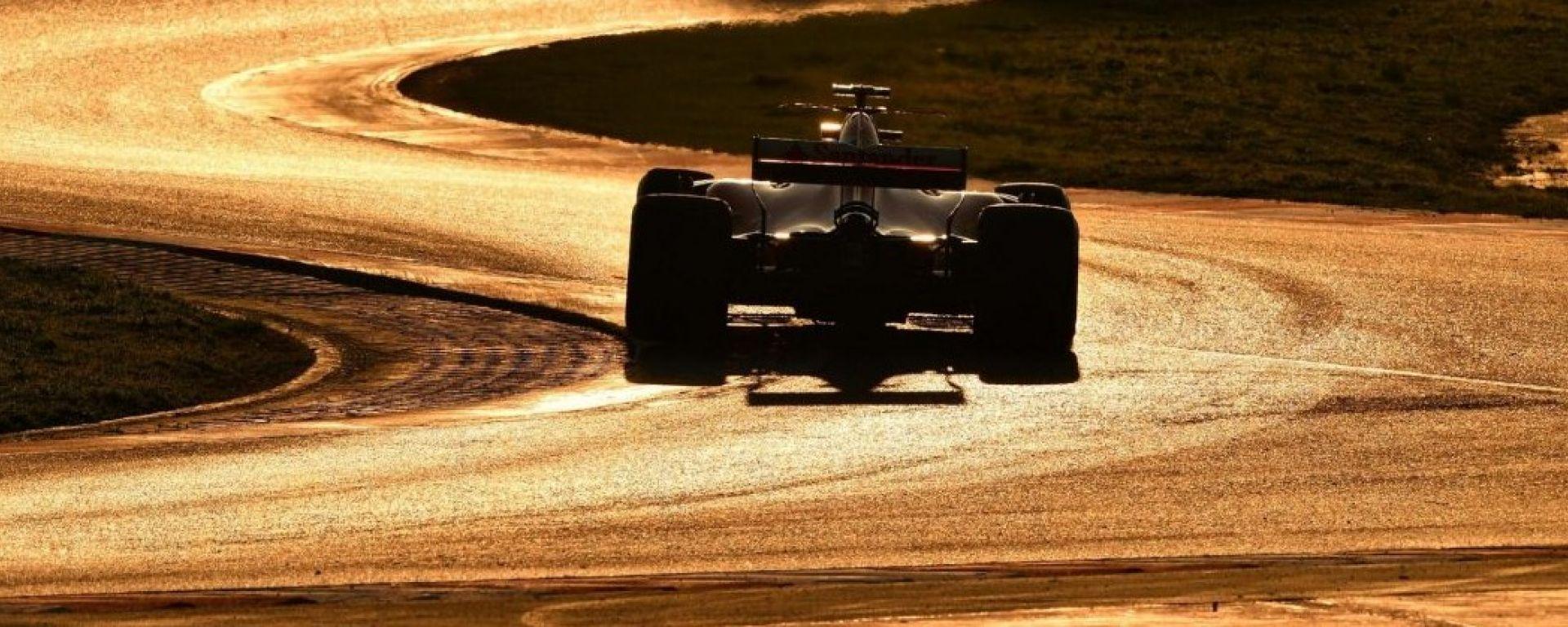 Kimi Raikkonen - Scuderia Ferrari SF70H, Circuit de Catalunya