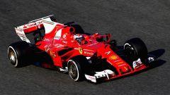 Kimi Raikkonen SF70H