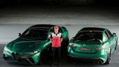 Kimi Räikkönen tester d'eccellenza per GTA e GTAm
