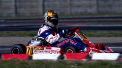 Kimi Raikkonen - World Karting Championship (1998)