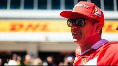 F1 2017: Kimi Raikkonen correrà per la Ferrari anche nel 2018