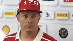 """F1 2017, GP Monza e Italia, Kimi Raikkonen: """"Troppo presto per trarre dei giudizi definitivi"""""""