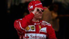 """F1 2017, GP Singapore, Kimi Raikkonen: """"Tanti problemi, ma domani è un altro giorno"""""""
