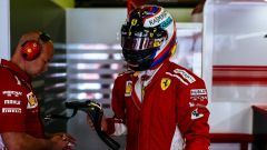"""F1 2018, Raikkonen: """"La mia Ferrari ha perso potenza all'improvviso"""""""