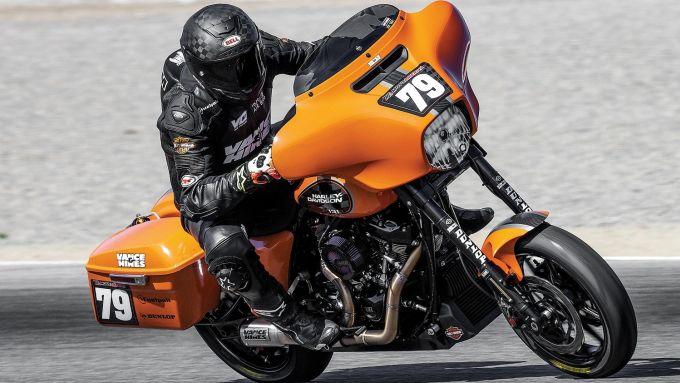 King of the Baggers 2020: la Harley-Davidson Electra Glide va in pensione per una Road Glide Special