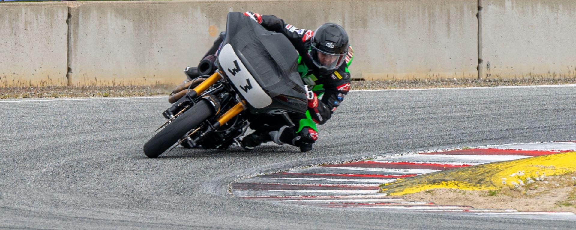 King of the Baggers 2021: l'Harley-Davidson Road Glide Special che correrà il trofeo