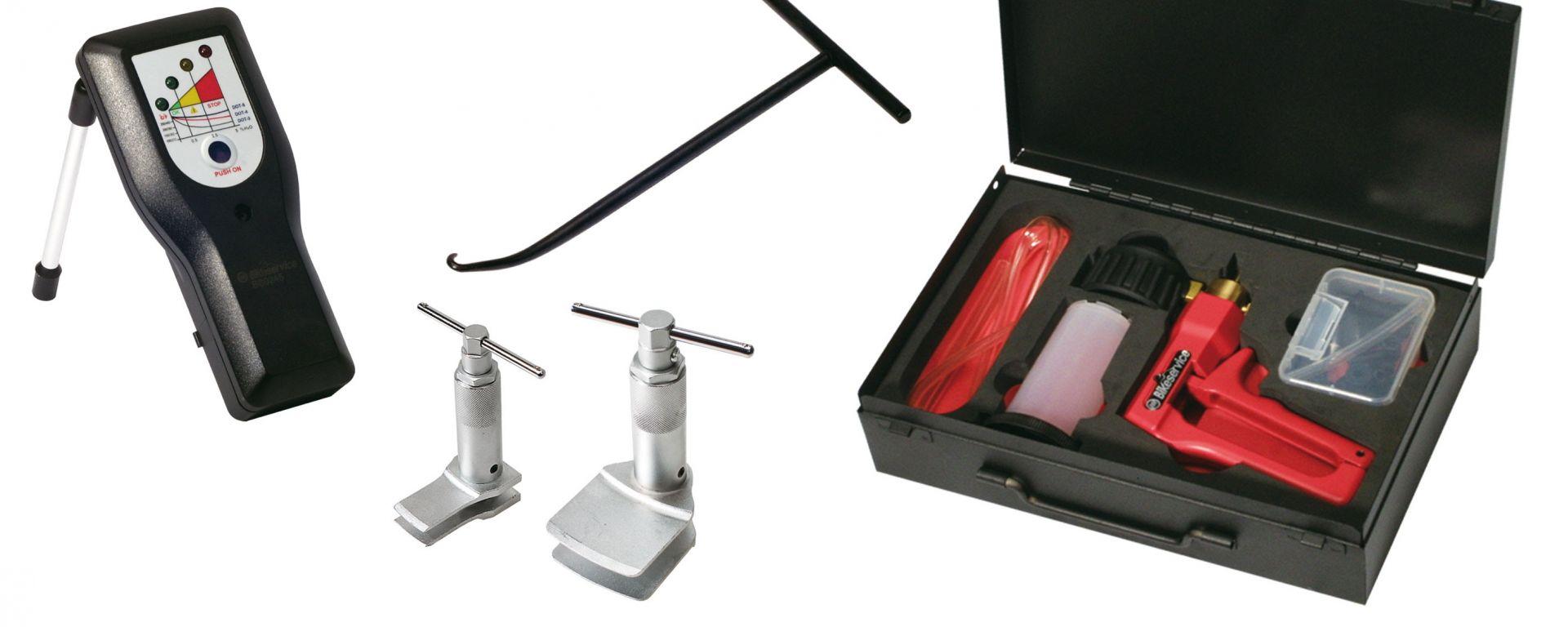 RMS: kit per la manutenzione freni moto by Bikeservice