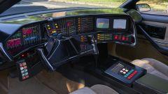 K.I.T.T., l'unica auto con volante