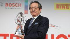Kiyoshi Fujiwara, Director and Senior Executive Officer Mazda Motor Corporation