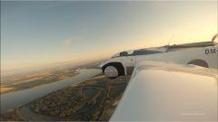 Klein Vision AirCar, l'abitacolo visto dall'ala
