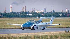 Klein Vision AirCar, sulla pista di atterraggio