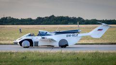 Klein Vision AirCar, vista laterale