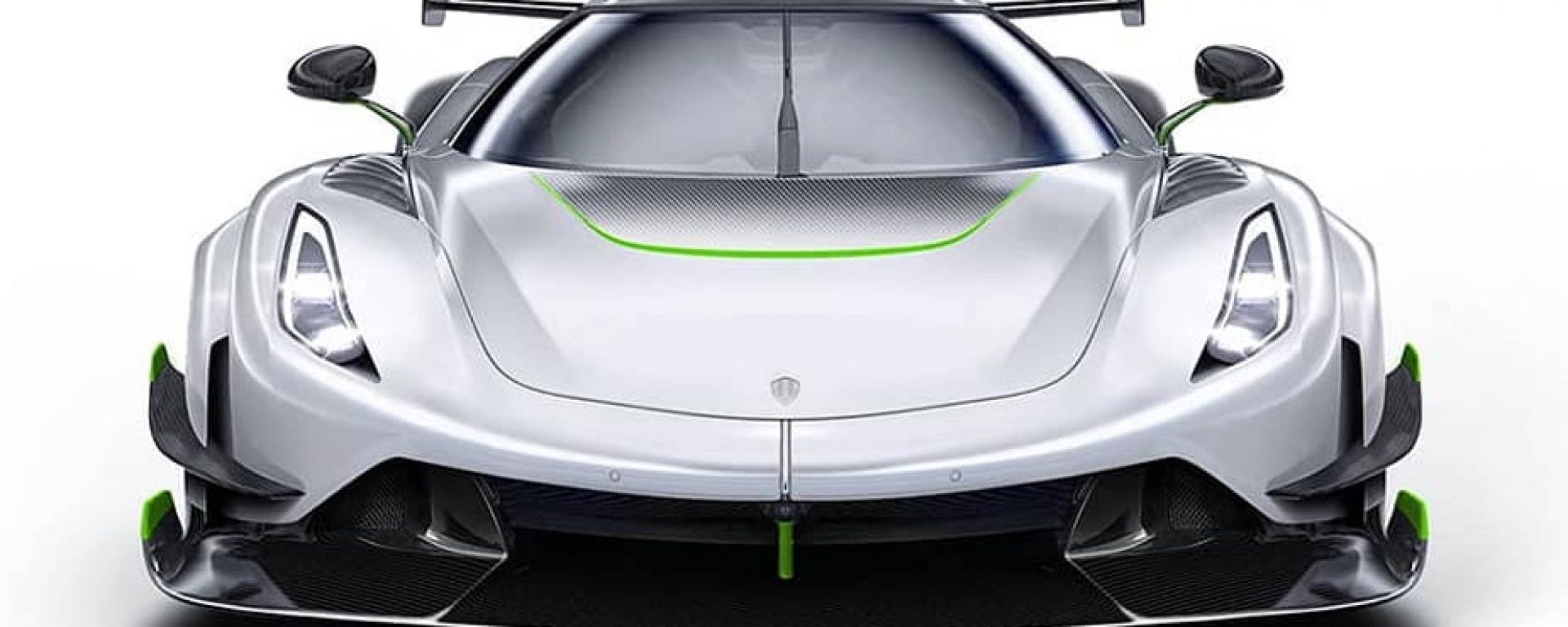 Koeniggsegg Jesko rendering by SP Design: frontale
