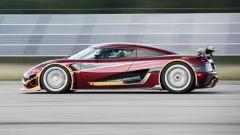 Koenigsegg Agera RS batte il record della Bugatti Chiron sullo 0-400-0