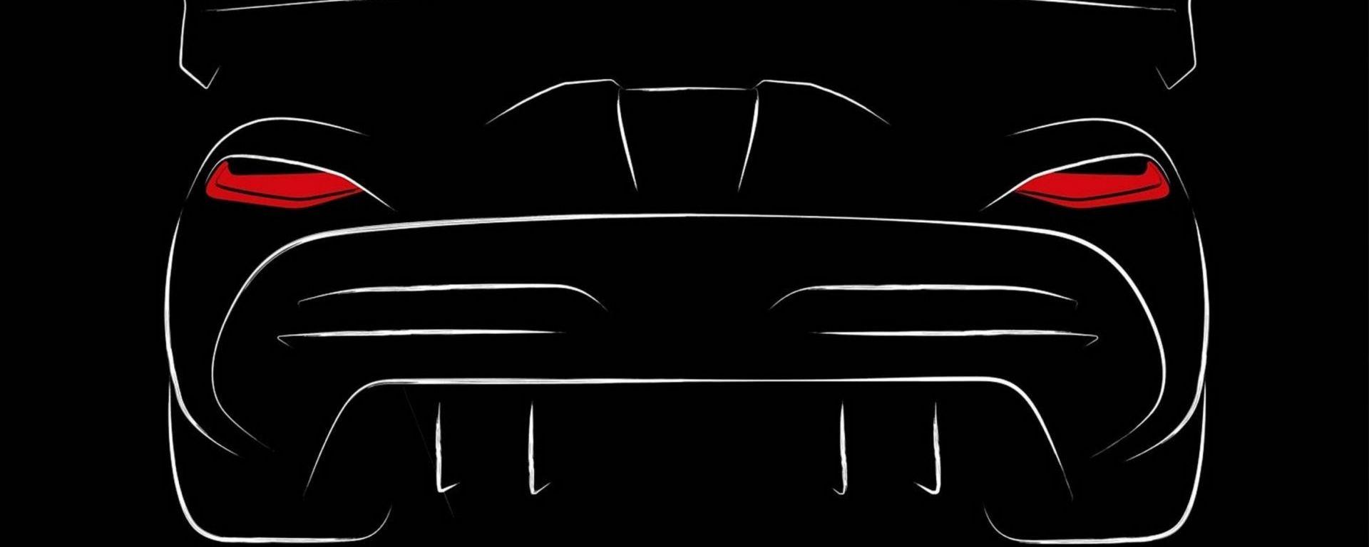 Koenigsegg: ecco l'erede dell'Agera RS, arriverà a Ginevra 2019