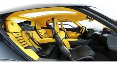 Koenigsegg Gemera: gli interni