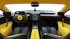 Koenigsegg Gemera: l'abitacolo