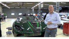 Come si inizia a costruire supercar? Koenigsegg ve lo spiega - Immagine: 1