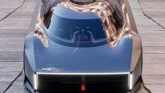 Koenigsegg: la vista frontale del concept