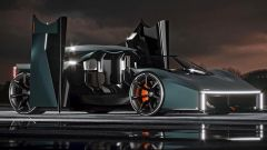 Koenigsegg concept: motore Gemera e abitacolo stile McLaren F1