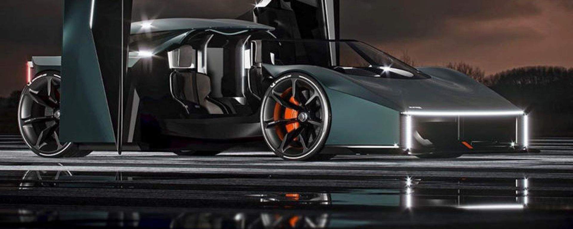 Koenigsegg: un nuovo rendering e una futura mini-hypercar?