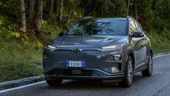 Hyundai Kona Electric: nuovi dati aggiornati con lo standard WLTP