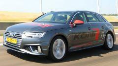 Koni con Audi A4 Avant