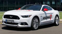 Koni con Ford Mustang 5.0 litri V8