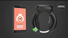 KPN Smart Lock: il lucchetto della bici spegne lo smartphone - Immagine: 3