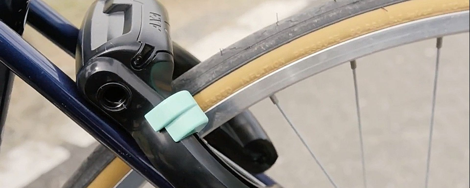 KPN Smart Lock: il lucchetto della bici spegne lo smartphone