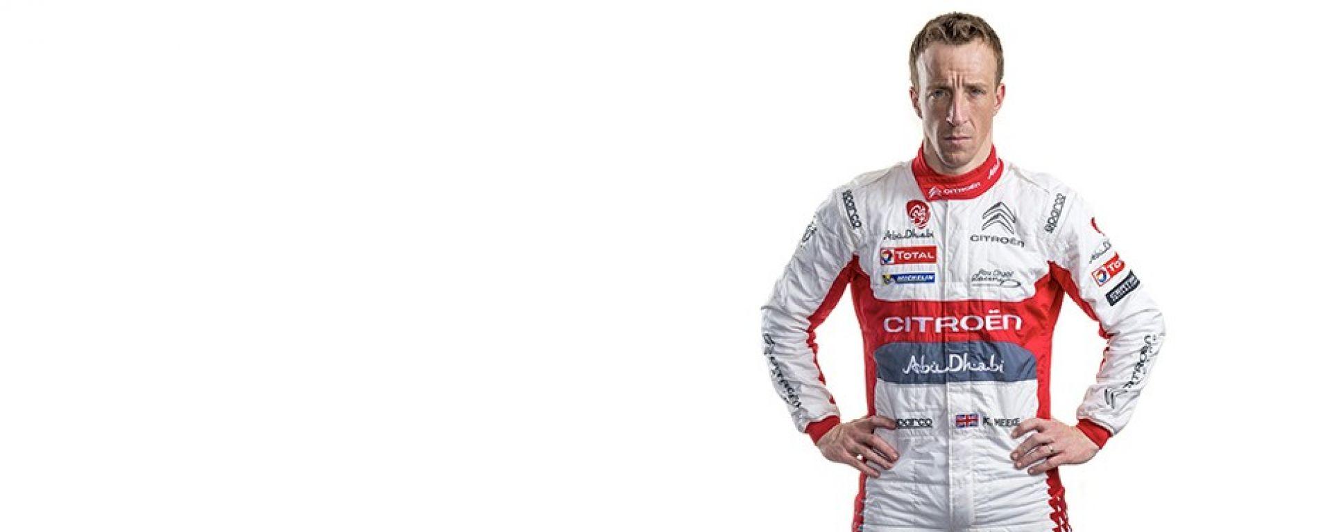 Kris Meeke - Citroen C3 WRC