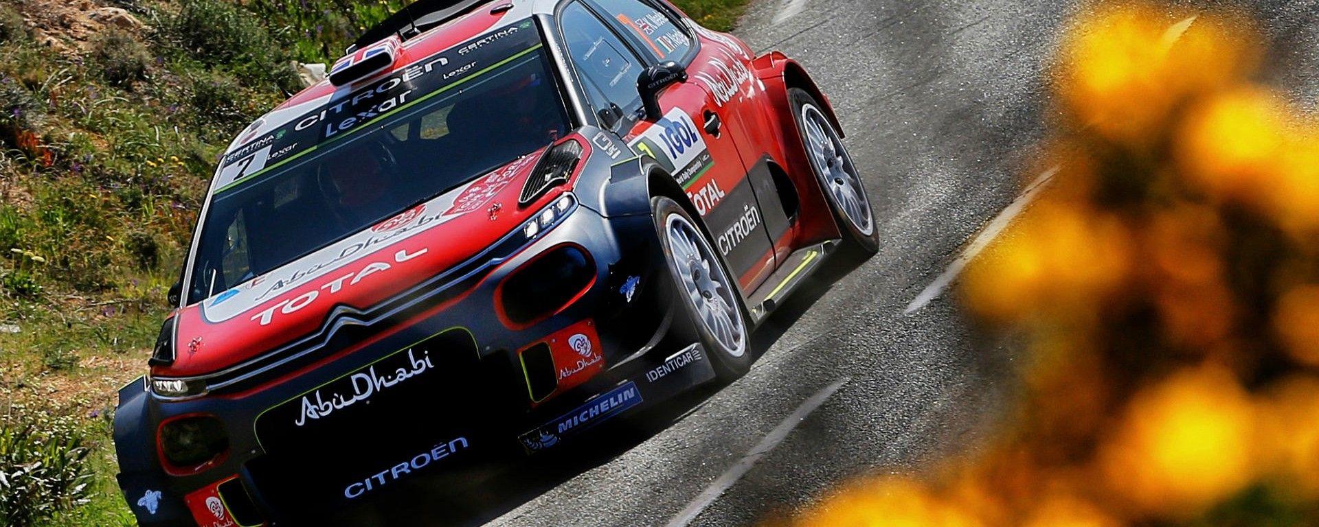 Kris Meeke, Citroen C3 WRC