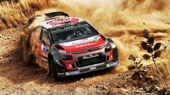 Kris Meeke sulle strade sterrate del Rally del Messico 2017 - WRC 2017