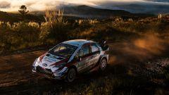 Kris Meeke -Toyota Yaris wrc plus
