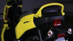 KRNBT, lo scooter elettrico di Sym
